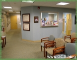 Entrance to Reception Area GCSJ